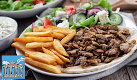 Cena greca per 2