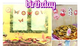 Allestimento Compleanno