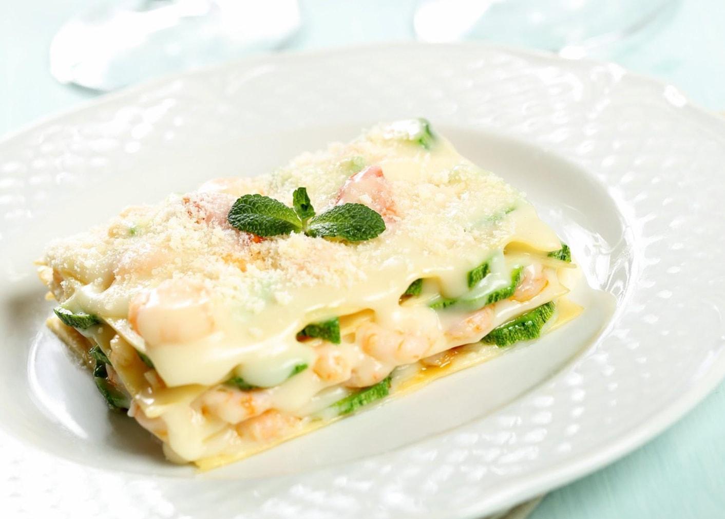 Lasagne & Frittura x2