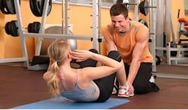 2 sedute personal trainer