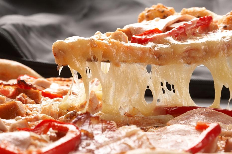 Menù pizza per 2 al borgo