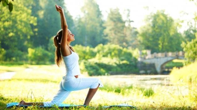 10 lezioni di yoga Al parco Ferrari TENUTE DAL CENTRO Hridaya Yoga A SOLI 19,90€ anzichè 80€