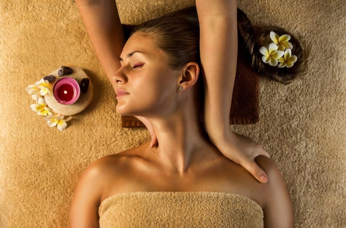massaggio thai 50 minuti