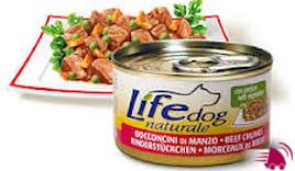 Life Dog Umido