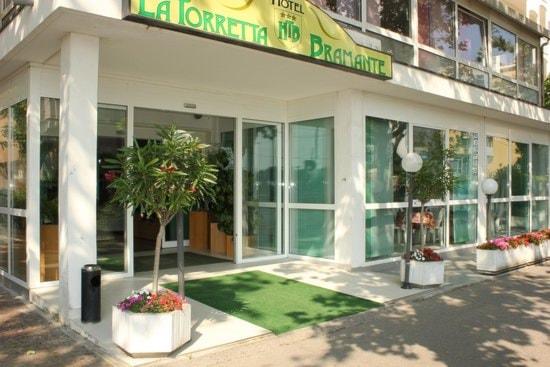 """una settimana a scelta tra il 5 e il 19 giugno presso l'hotel """"Torretta Bramante"""" con formula ALL-INCLUSIVE a soli 45€ al giorno !"""