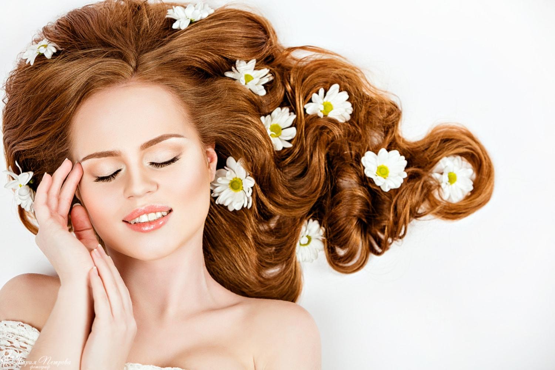 servizio di messa in piega comprensivo di shampoo e trattamento riparatore alle erbe