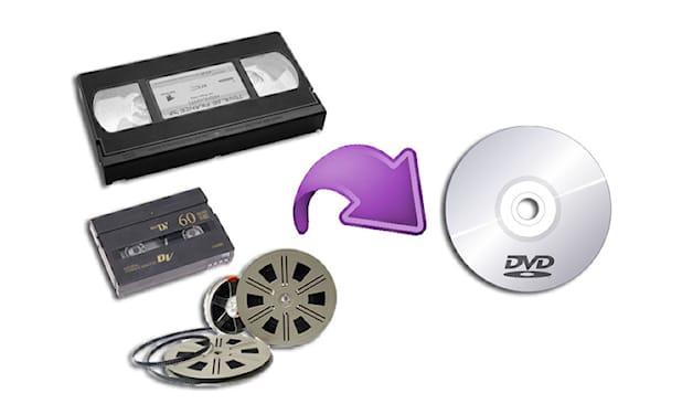 Riversaggio Videocassette