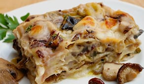 1 kg lasagne ai funghi
