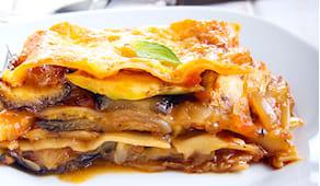 1kg lasagne con melanzane