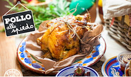 Pollo e patate modena