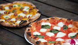 Menù pizza x2 a domicilio