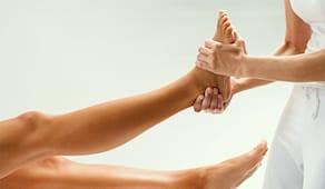 Massaggio sportivo totale