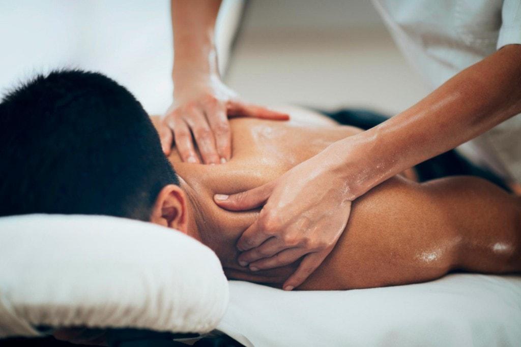 Massaggio sportivo -50%