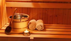 Sauna Finlandese x2