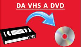 DA CASSETTA VHS A DVD