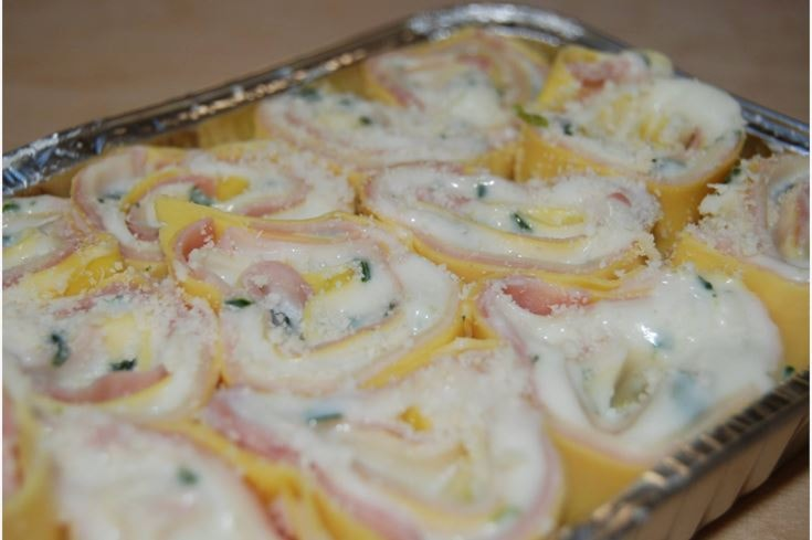 rosette,lasagne,cannellon