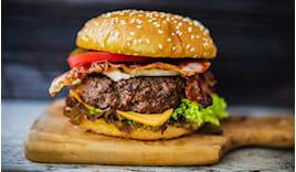 Hamburger di Angus per 2