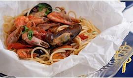 Ombrellone+lettini+pranzo