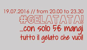 Gelatata all you can