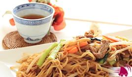 menù cinese per 2