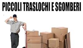 PICCOLI TRASLOCHI 8 ORE