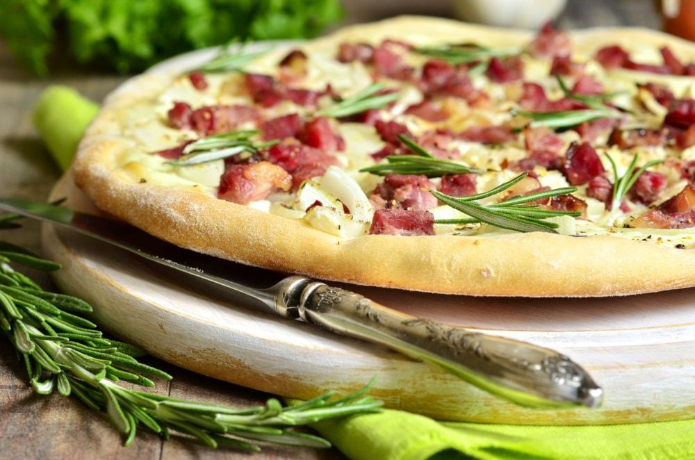 2 pizze+2 bibite pizza sì