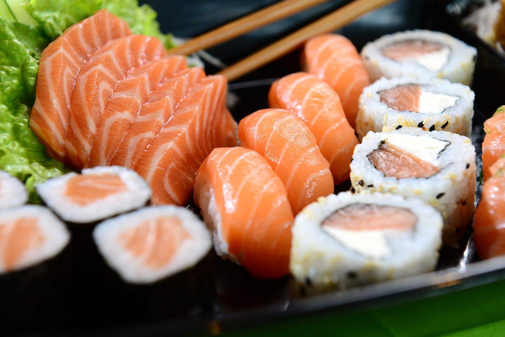 sashimi misto asporto