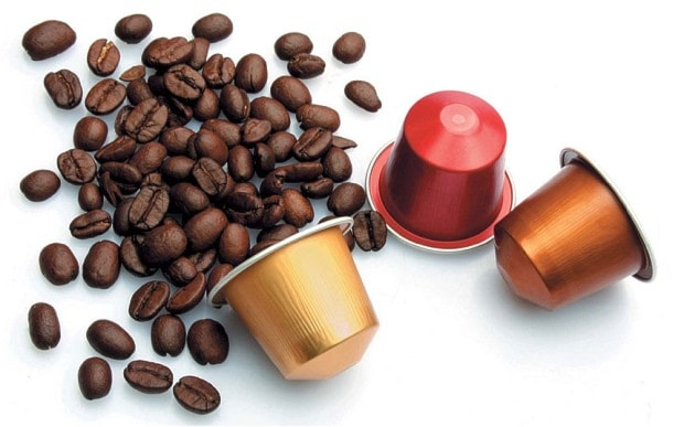 100 capsule Nespresso