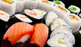 24 pz sushi omaggio