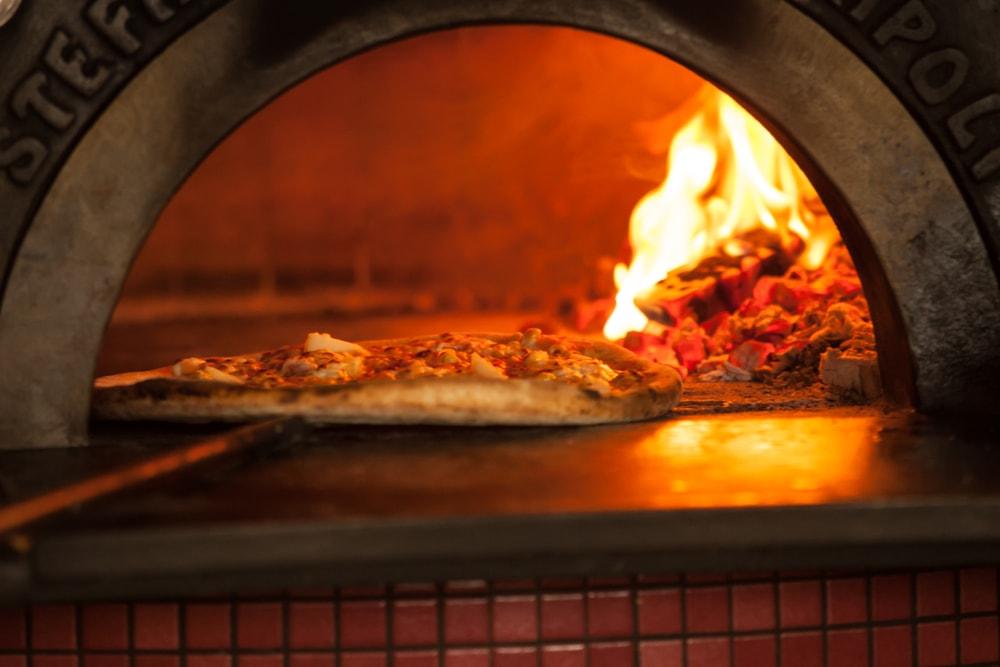 Pizza di coppia rambla