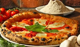 Menù pizza per due