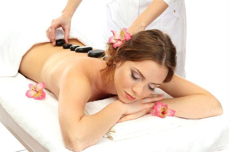 massaggio a scelta da 45'