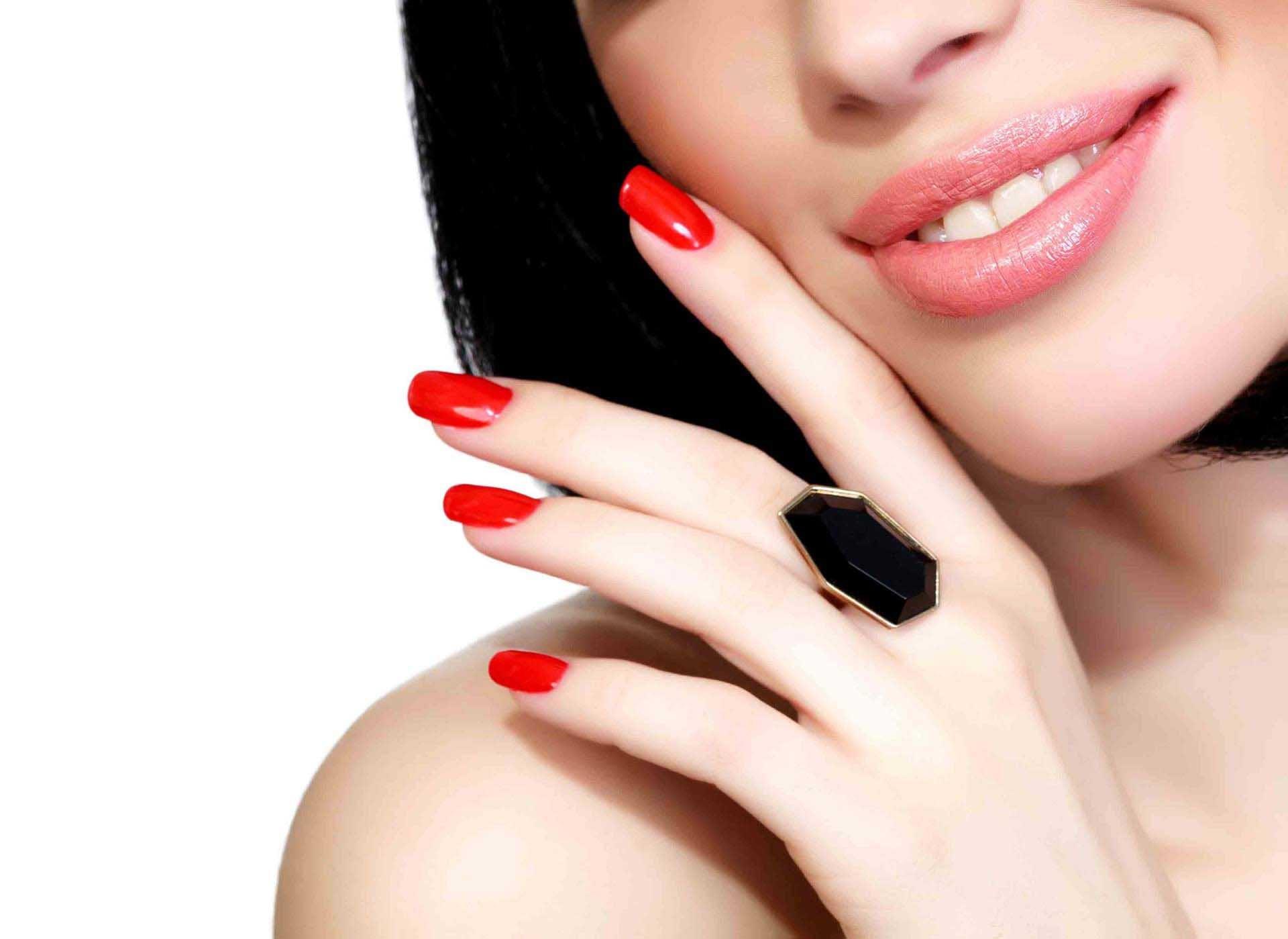 Manicure+semipermanente