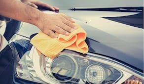 Lavaggio auto servito