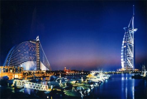 Ponte di novembre a Dubai