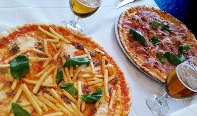 pizza x2 angeli demoni