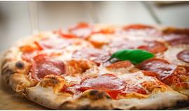 Pizza Dolce & Caffé X2