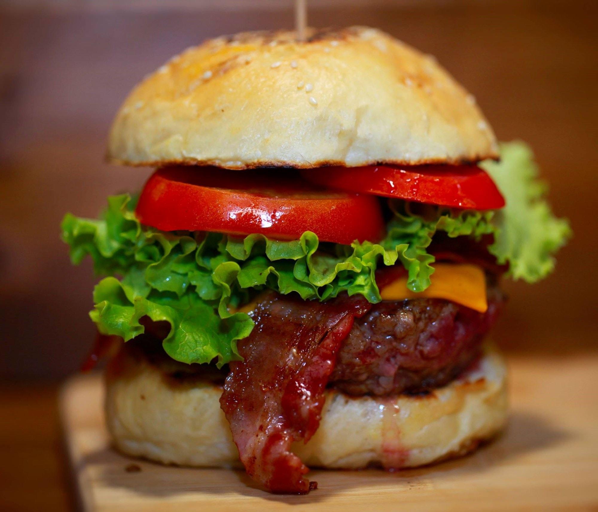 2 burger classici/vegan