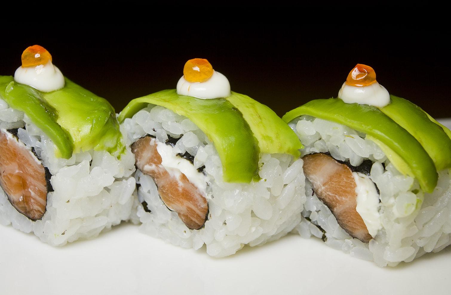 zen asporto sushi x2
