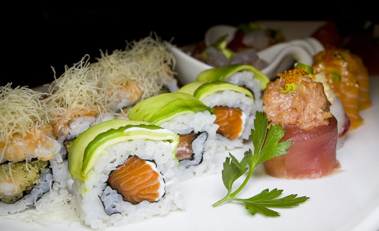 zen asporto sushi deluxe