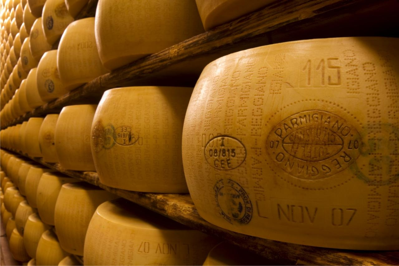 1 kg Parmigiano 24 Mesi