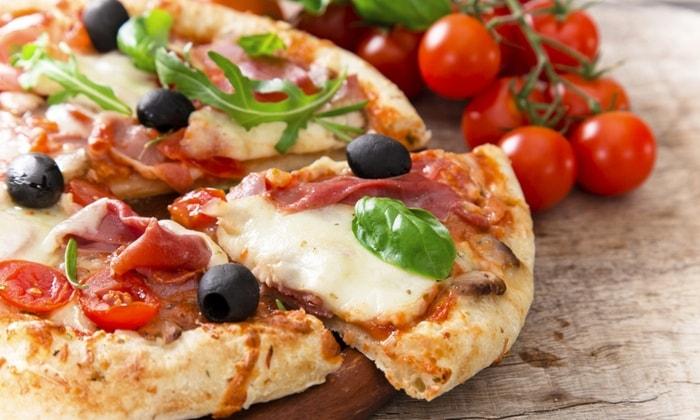 menù pizza paradiso x2