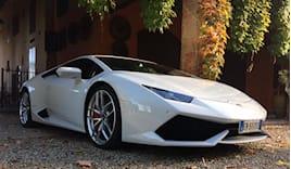 Test drive Lamborghini