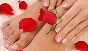 Mani e piedi shellac fm