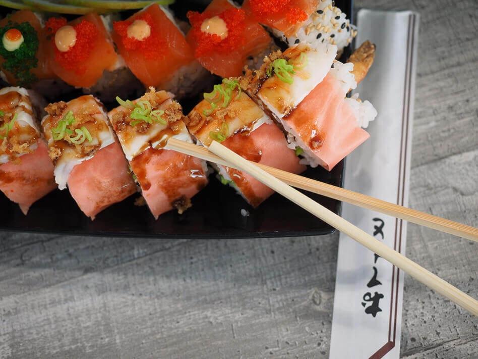 sushi spiiky cena