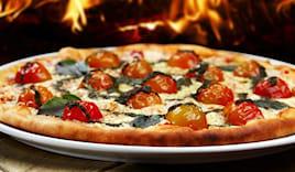 menù pizza Capriccio x2