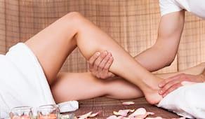 Massaggio drenante 30 min