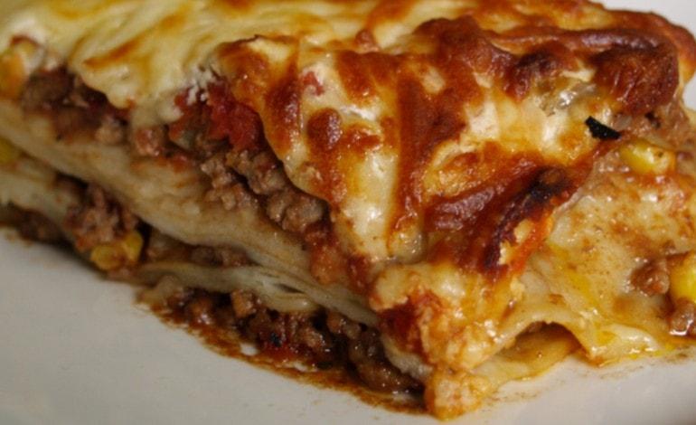Lasagne classiche a mano