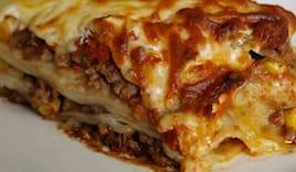 Lasagne classiche asporto