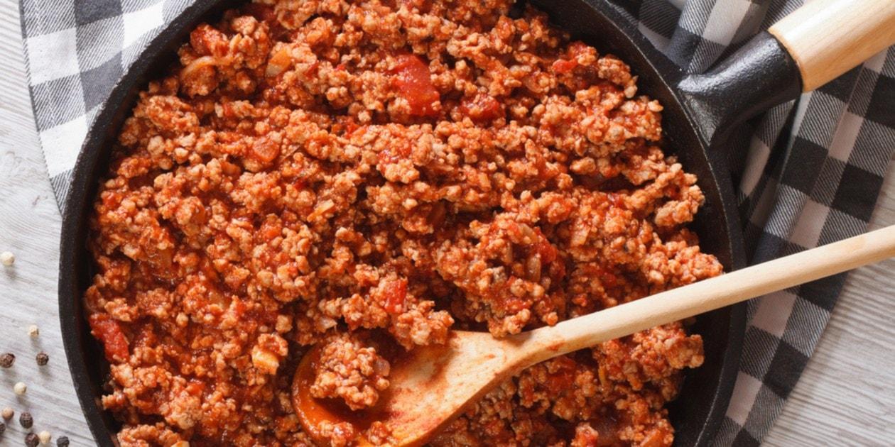 ragù salsiccia/carne